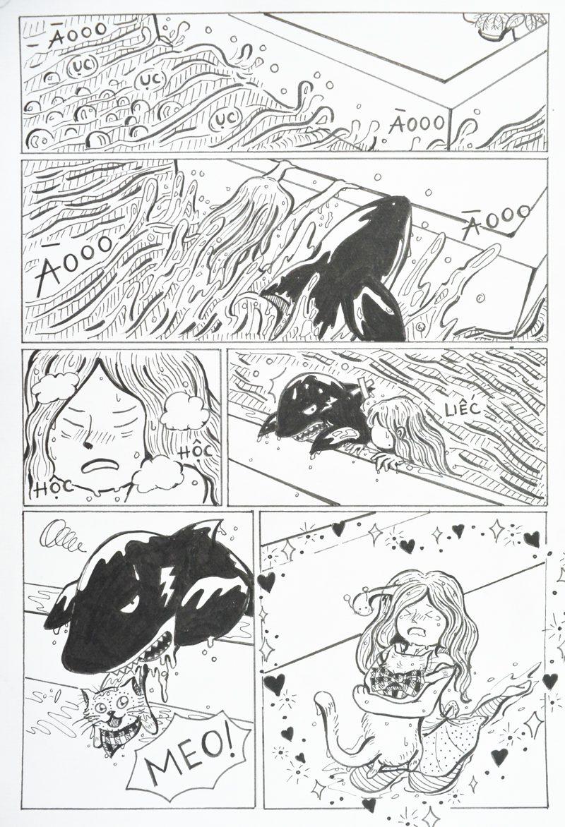 truyện tranh Biển Lòng 018