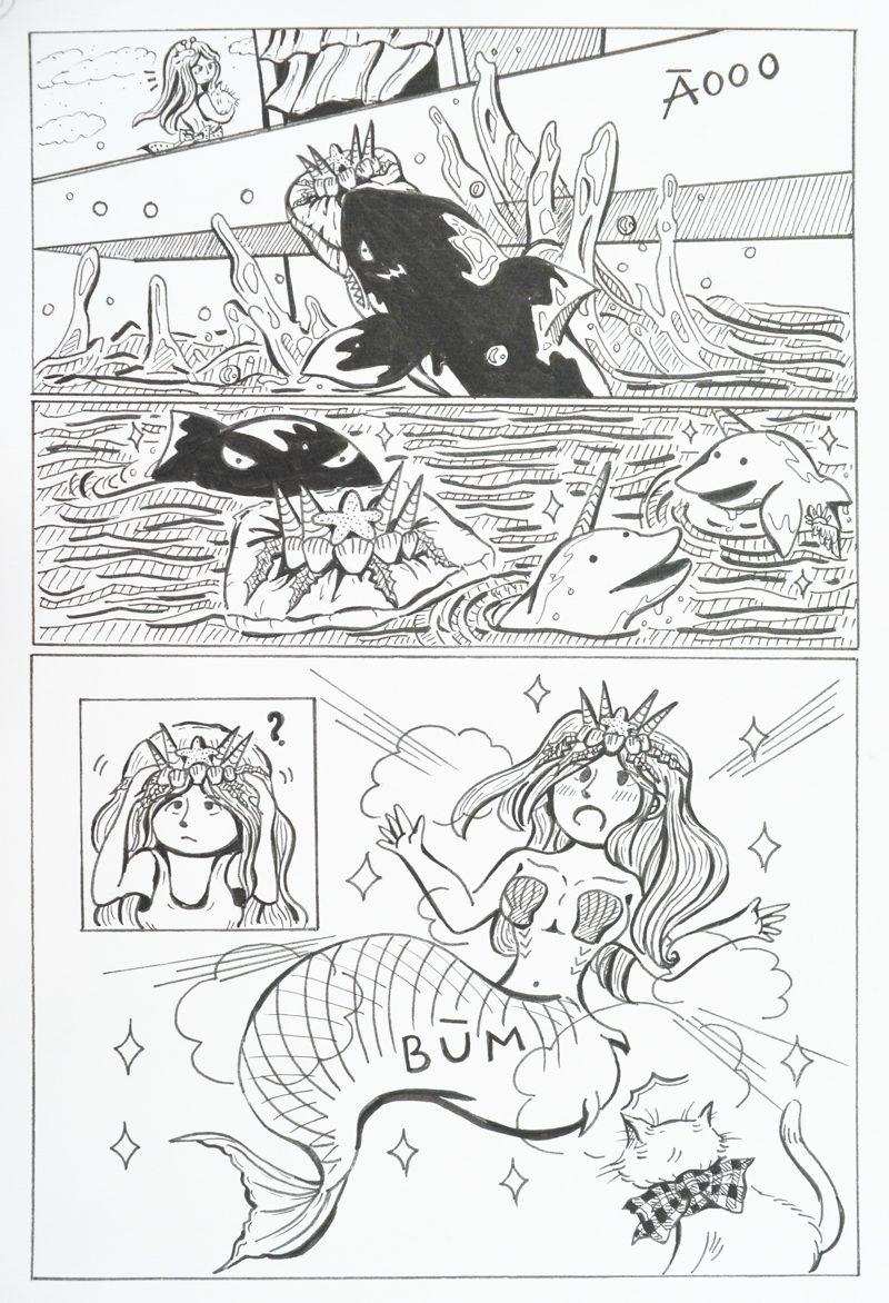truyện tranh Biển Lòng 019