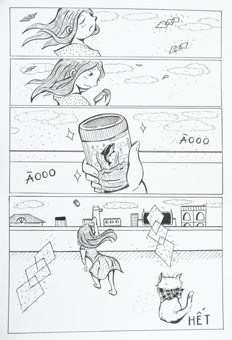truyện tranh Biển Lòng 024