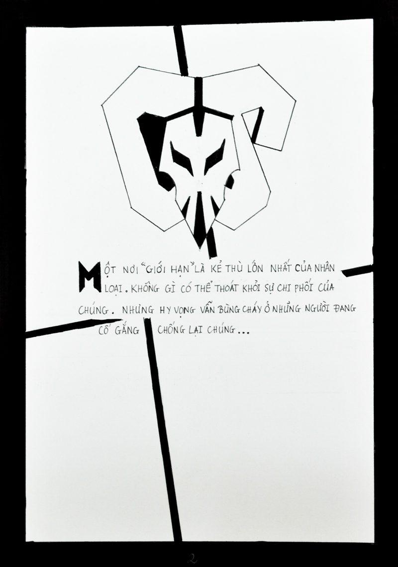 truyện tranh chiến họa sư 002