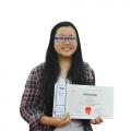 Kee Zi Sing – Học viên Lớp Truyện tranh cấp tốc Khóa 3