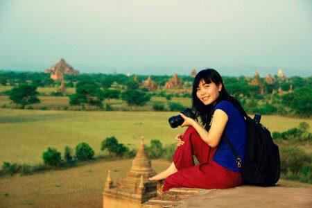 biên kịch trẻ Nguyễn Thủy