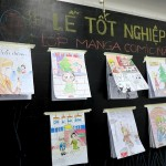 lớp học vẽ truyện tranh Manga Comics nâng cao