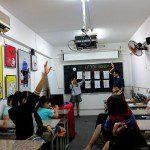 lớp học vẽ truyện tranh Manga Comics nâng cao 3