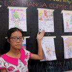 lớp học vẽ truyện tranh Manga Comics nâng cao 9
