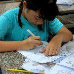 Lớp học vẽ truyện tranh thiếu nhi ở TPHCM 1