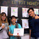 Lớp học vẽ truyện tranh thiếu nhi ở TPHCM 3