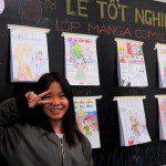 Lớp học vẽ truyện tranh thiếu nhi ở TPHCM 5