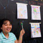 Lớp học vẽ truyện tranh thiếu nhi ở TPHCM 7