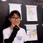 lớp học vẽ truyện tranh thiếu nhi tại TPHCM 1