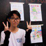 lớp học vẽ truyện tranh thiếu nhi tại TPHCM