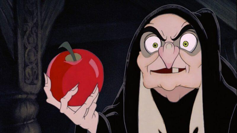 Phim hoạt hình Bạch Tuyết và bảy chú lùn Evil Queen