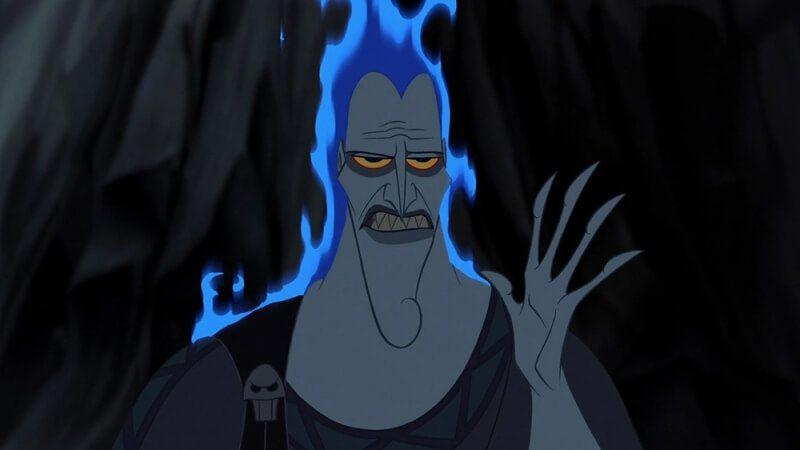 Phim hoạt hình Herculess Hades