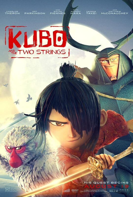 Phim hoạt hình Kubo and The Two Strings