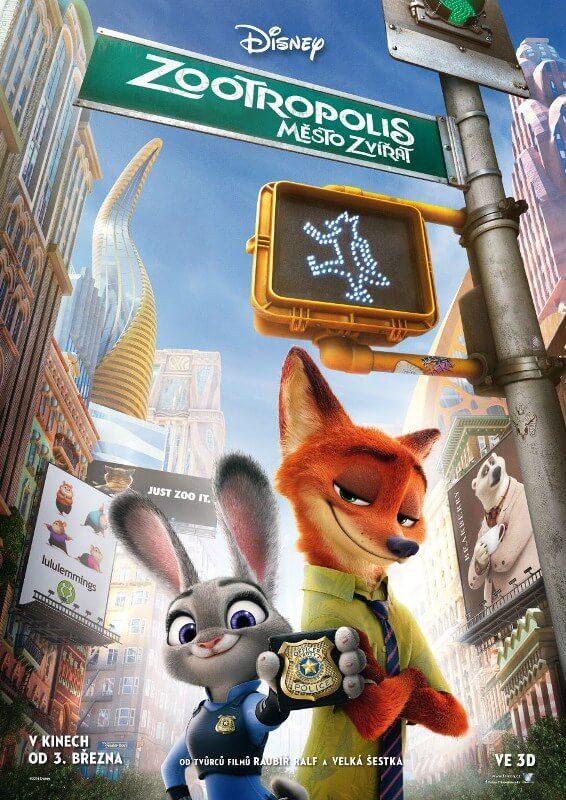 Phim hoạt hình Zootopia