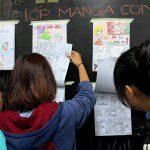 tổng kết lớp học vẽ truyện tranh Manga Comic nâng cao khóa 2 9