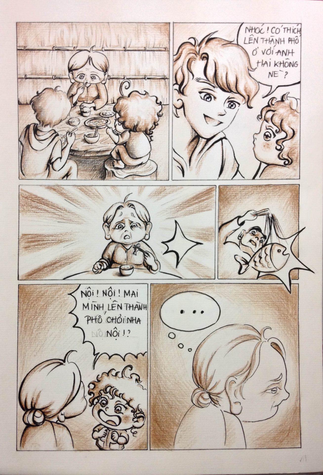 Truyện tranh Nhoi 012