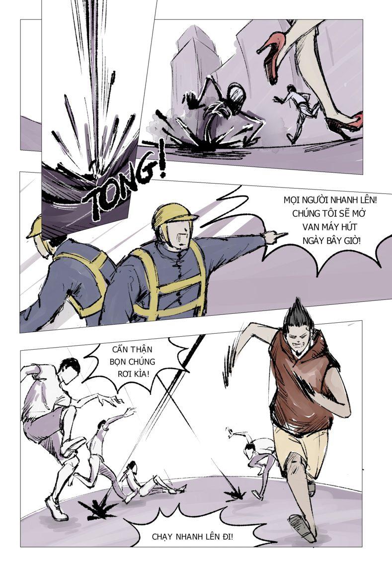 truyện tranh Anh Hùng 03