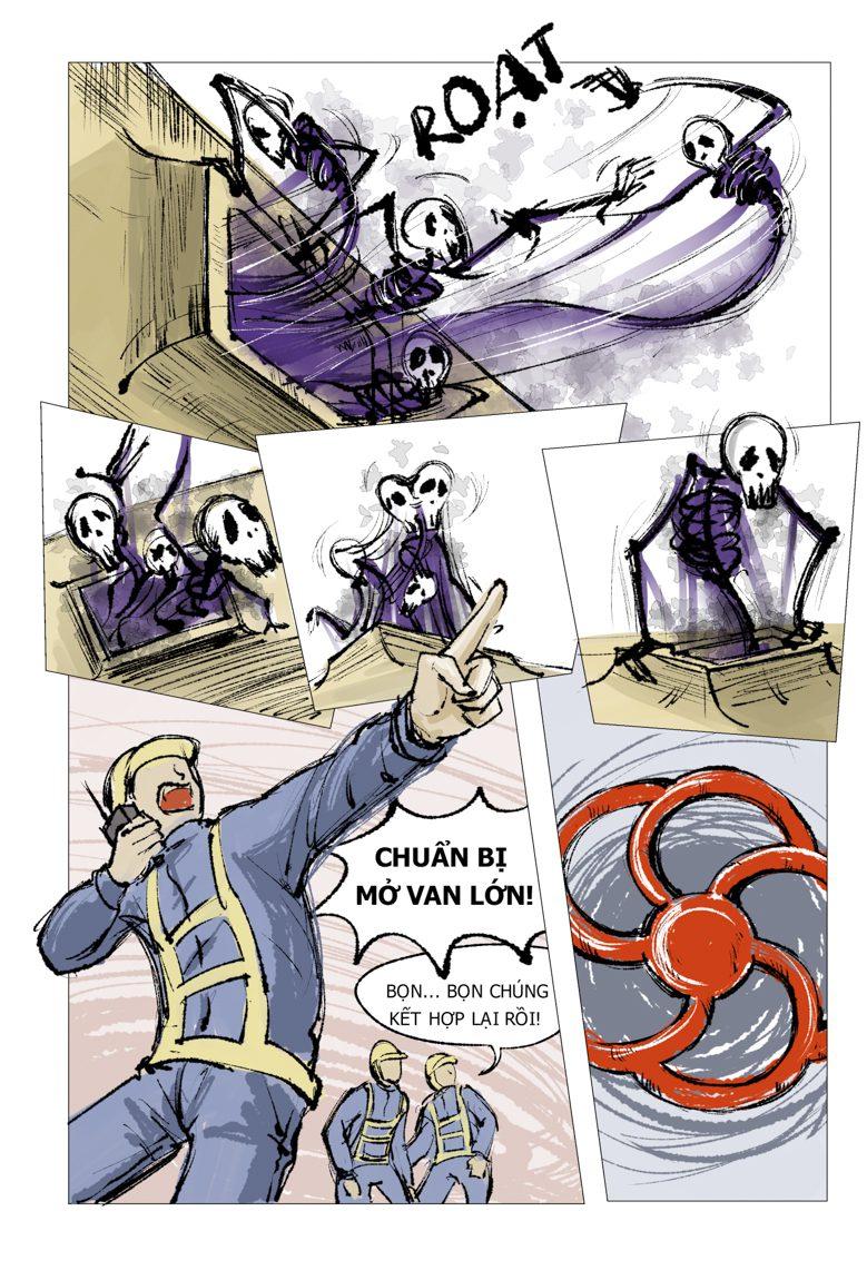 truyện tranh Anh Hùng 06