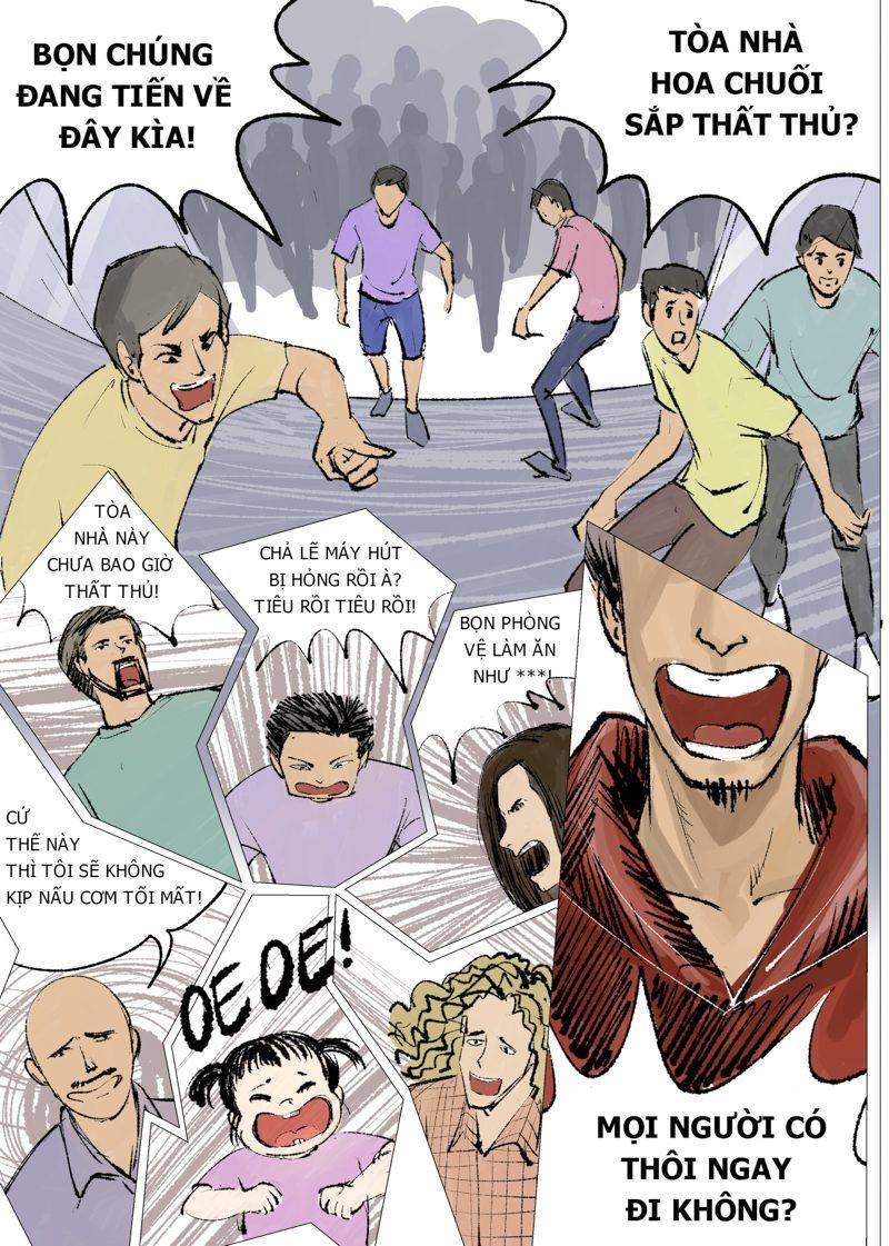truyện tranh Anh Hùng 08