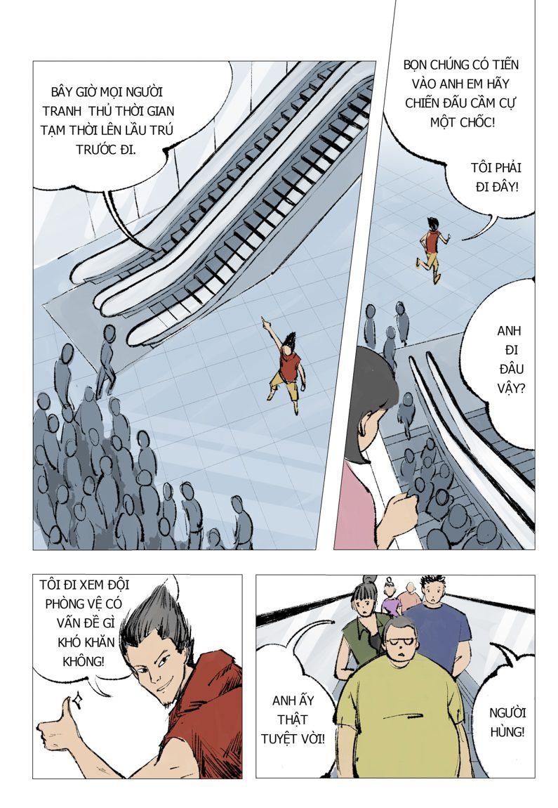 truyện tranh Anh Hùng 10