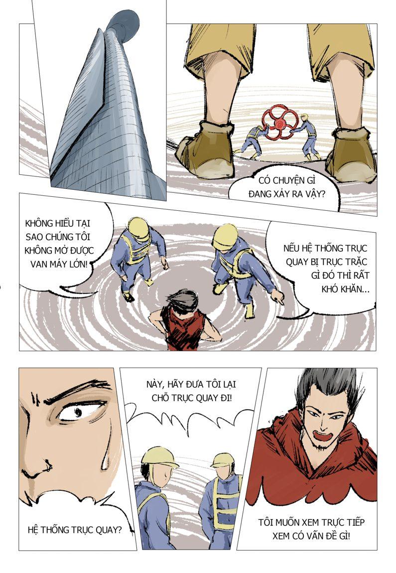 truyện tranh Anh Hùng 11