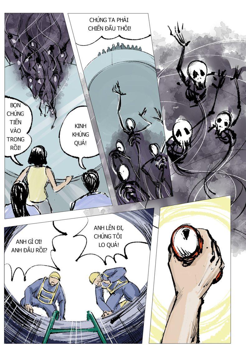 truyện tranh Anh Hùng 13