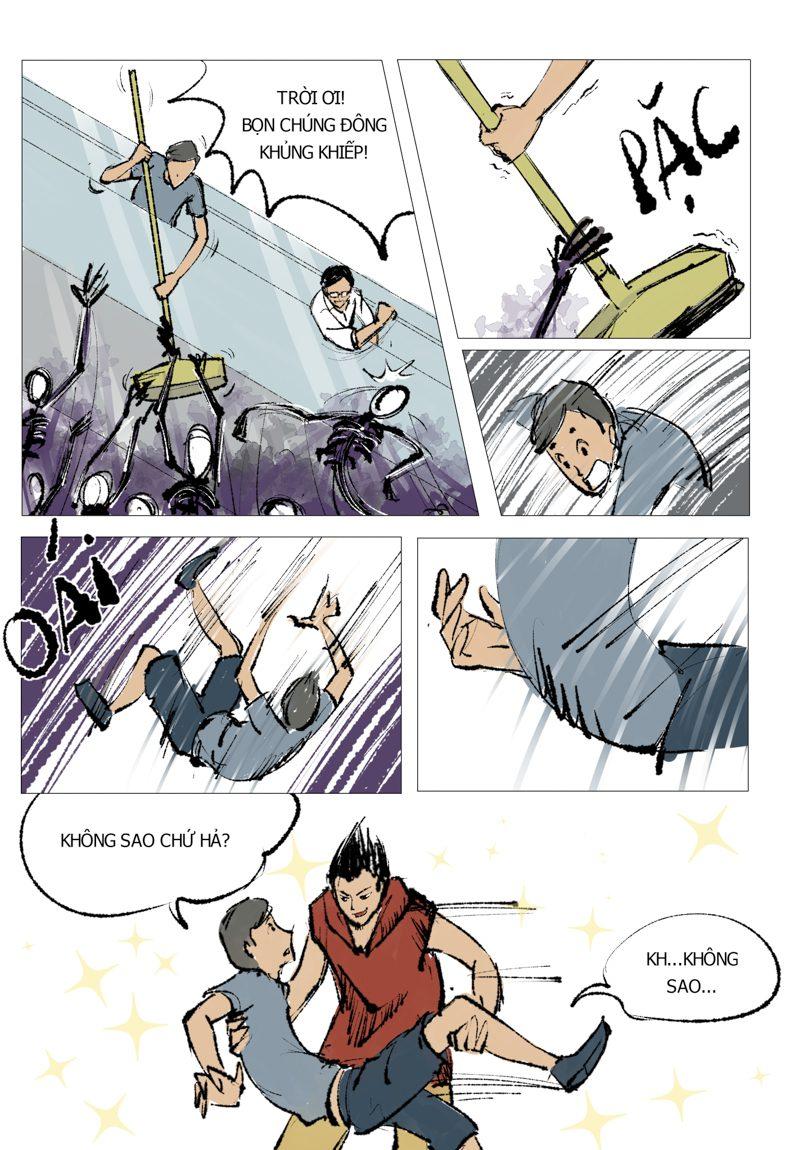 truyện tranh Anh Hùng 15