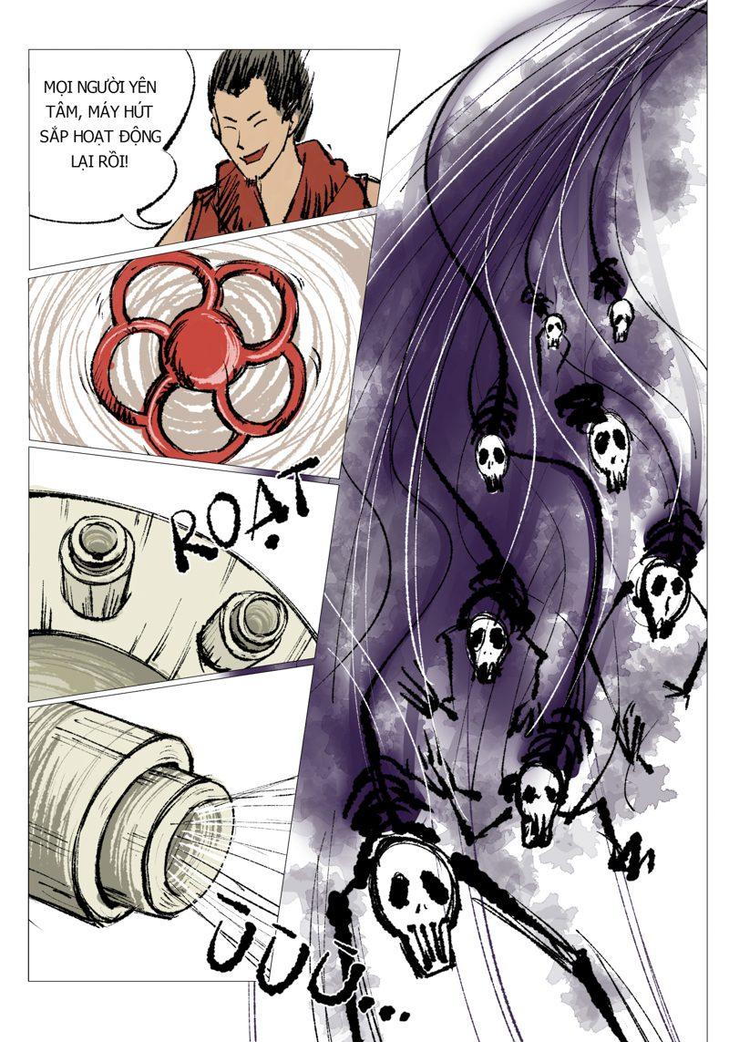 truyện tranh Anh Hùng 16