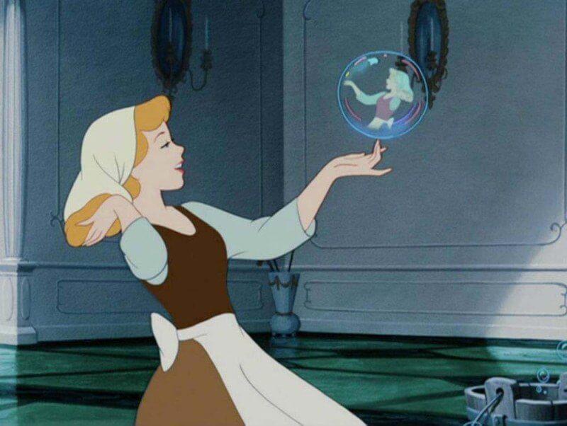 13 bài học từ những nàng công chúa Disney Cinderella
