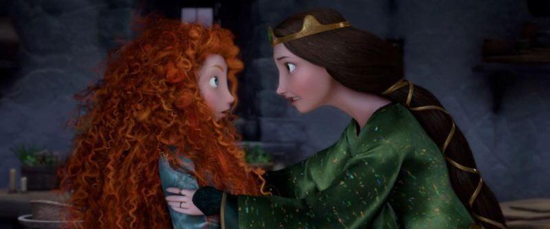 13 bài học từ những nàng công chúa Disney Merida
