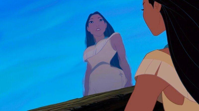 13 bài học từ những nàng công chúa Disney Pocahontas