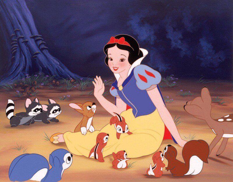 13 bài học từ những nàng công chúa Disney Bạch Tuyết
