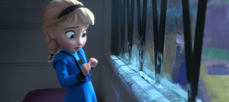 13 bài học từ những nàng công chúa Disney Elsa