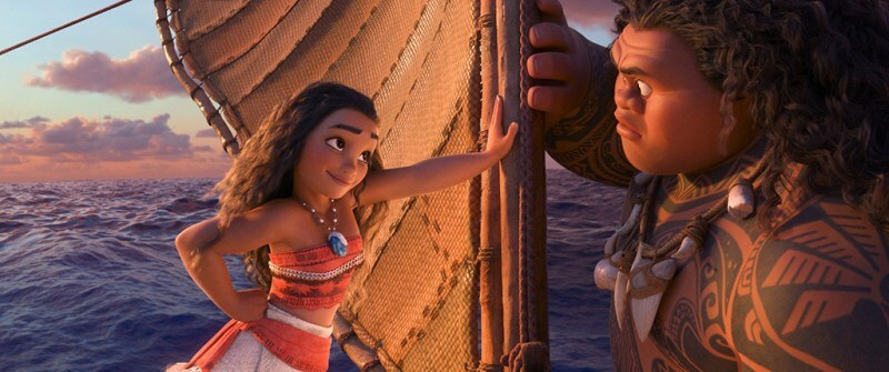Moana nàng công chúa mới của nhà Disney
