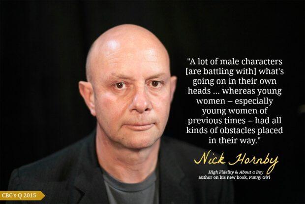 Nick Hornby thành công cả về biên kịch lẫn nhà văn