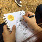 Viện Truyện tranh và Hoạt hình tại Ngày hội hoa hướng dương 1