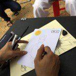 Viện Truyện tranh và Hoạt hình tại Ngày hội hoa hướng dương 2