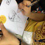 Viện Truyện tranh và Hoạt hình tại Ngày hội hoa hướng dương 8