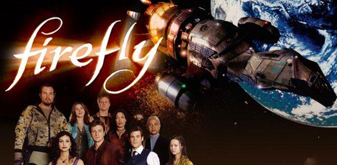 Bộ phim Firefly được viết bởi biên kịch Joss Whedon