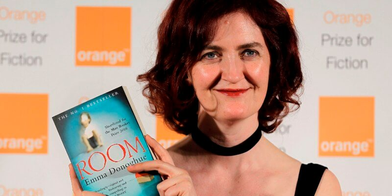 Nữ biên kịch Emma Donoghue thành công với kịch bản phim Room