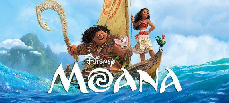 Phim hoạt hình Moana ứng viên sáng giá cho tượng vàng Oscar 2017
