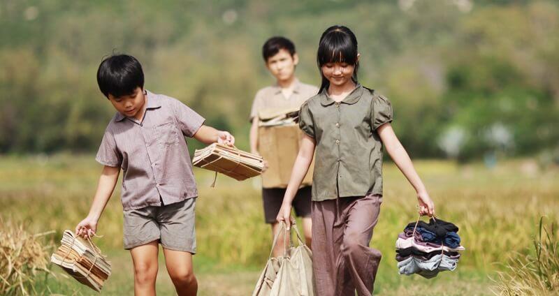 Tôi thấy hoa vàng trên cỏ xanh đại diện phim Việt tranh tài hạng mục Phim nói tiếng nước ngoài hay nhất