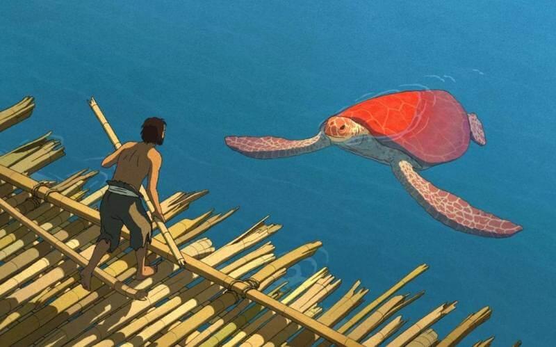 The Red Turtle là một trong những tác phẩm hoạt hình không thoại ấn tượng nhất năm