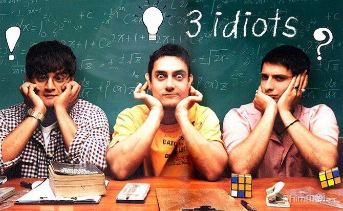 Ba Chàng Ngốc được đạo diễn biên kịch Vidhu Vinod Chopra