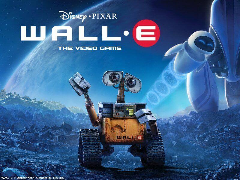 Biên kịch Andrew Stanton thành công với phim Wall E