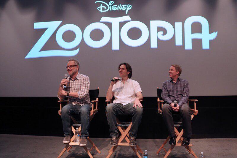 Biên kịch Jared Bush chia sẻ về kinh nghiệm làm phim Zootopia