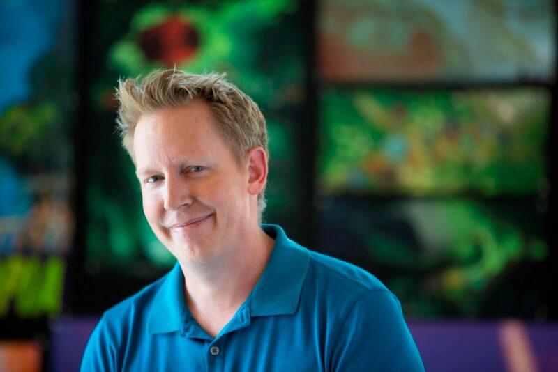 Biên kịch Jared Bush viết kịch bản phim Zootopia