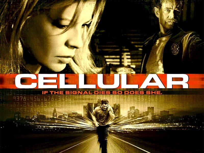 Cellular Kịch bản phim đầu tay của biên kịch Chris Morgan