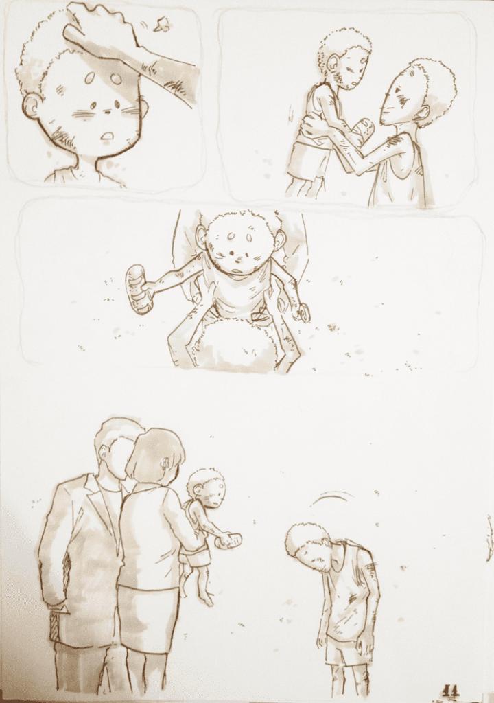 đồ án truyện tranh đứa trẻ 11